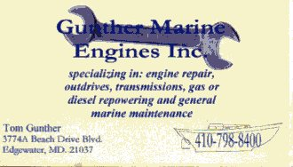 Gunther Marine Engines Inc.
