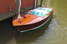 1963 17' Chris-Craft Ski Boat